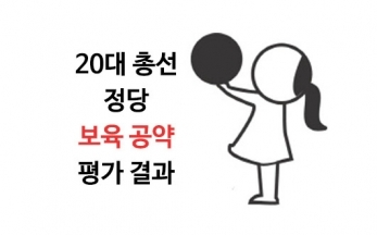 [20대 총선 정당 공약평가] 4. 보육 공약