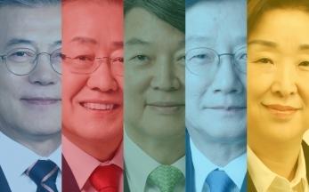 [19대 대선] 후보 187개 정책 비교/분석 발표